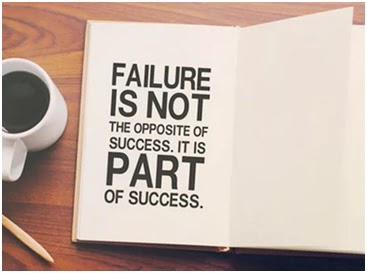 welcome failure - habits of successful people
