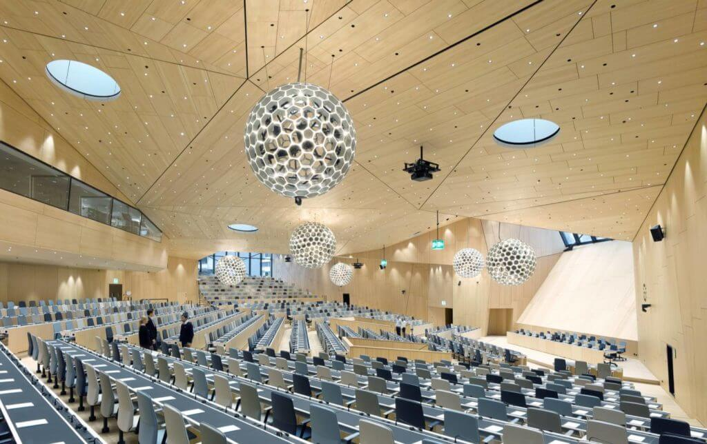 The new WIPO Conference Hall by Behnisch Architekten 06