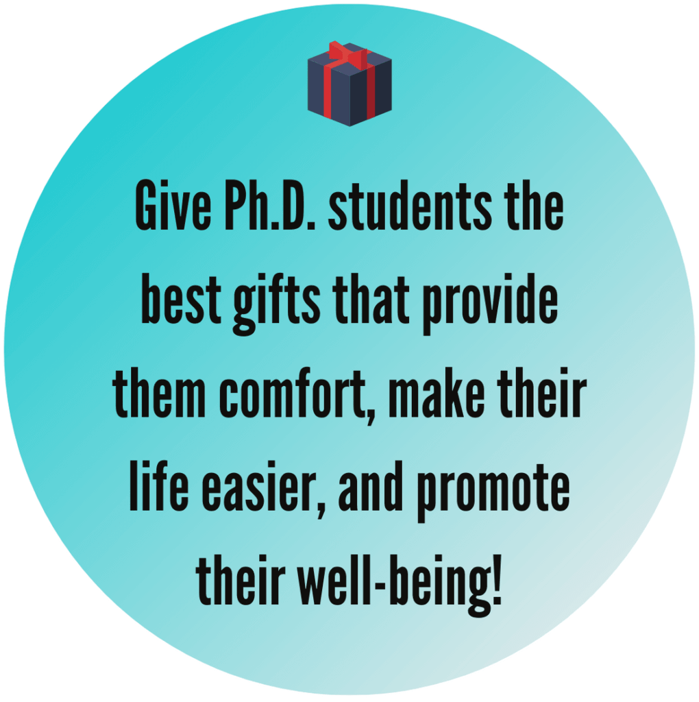 Phd Student gifts fact 3